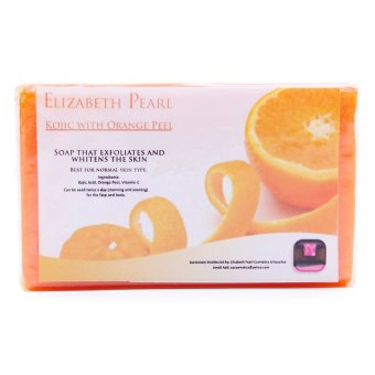 Elizabeth Pearl Kojic with Orange Peel 150g