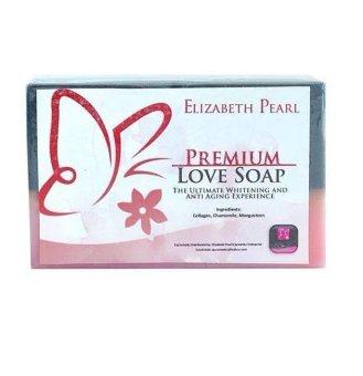 Elizabeth Pearl Premium Love Soap 150g