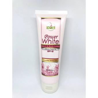 EON Power White Hand and Body Lotion 120ml (White)