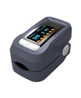 EsoGoal Fingers - Type Oximeter Oxygen Saturation Heart Rate Pulse Monitor - intl
