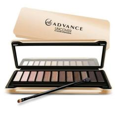 Ever Bilena Advance Uncover 12 Color Eyeshadow Philippines
