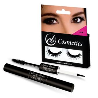 Ever Bilena False Eyelashes (Demi) + Pro Eye Color
