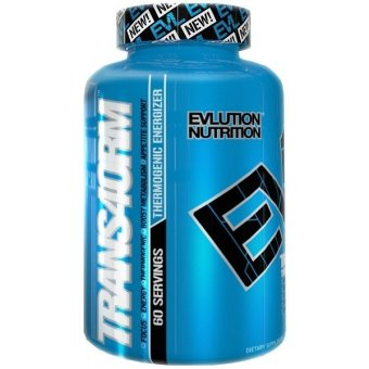Evlution Nutrition Transform Thermogenic Energizer, 120 Count