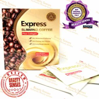 Express Slimming Coffee Plus Collagen 10's