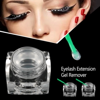 Eyelash Extension Remover Lash Glue Adhesive Gel Removing CreamMakeup Cosmetic Accessory - intl