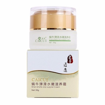 Fancyqube Gold Snail Face Cream, Moisturizing Whitening Anti-agingAnti wrinkle snail shells slip supple Day Cream Face Care - intl