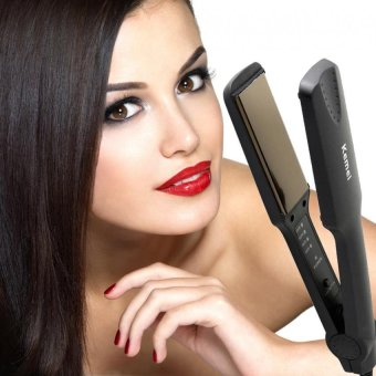 Flat Iron Hair Straightening Tool
