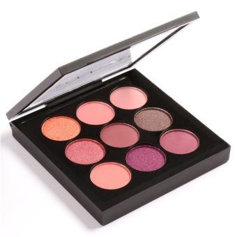 FOCALLURE Makeup Brush Matte Glitter Eyeshadow Palette CosmeticsLong-lasting Eyeshadow Pallete Make Up Palette Waterproof EyeShadow Makeup - intl - 3
