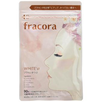 Fracora White'st Placenta Capsule 10,000mg [NEW PACKAGING]