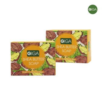 Giga Shea Butter Soap 100g Set of 2 - 2