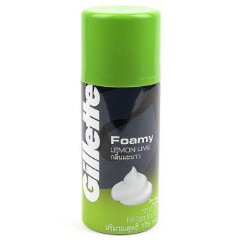 Gillete Foamy Lime 6.25oz Price Philippines