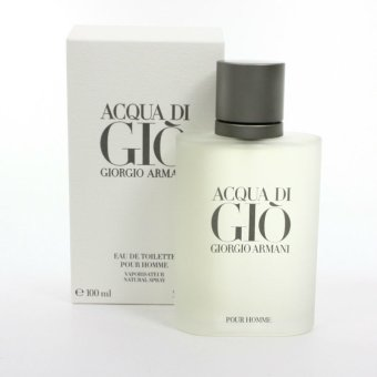 Giorgio Armani Acqua Di Gio Eau de Toilette for Men100ml