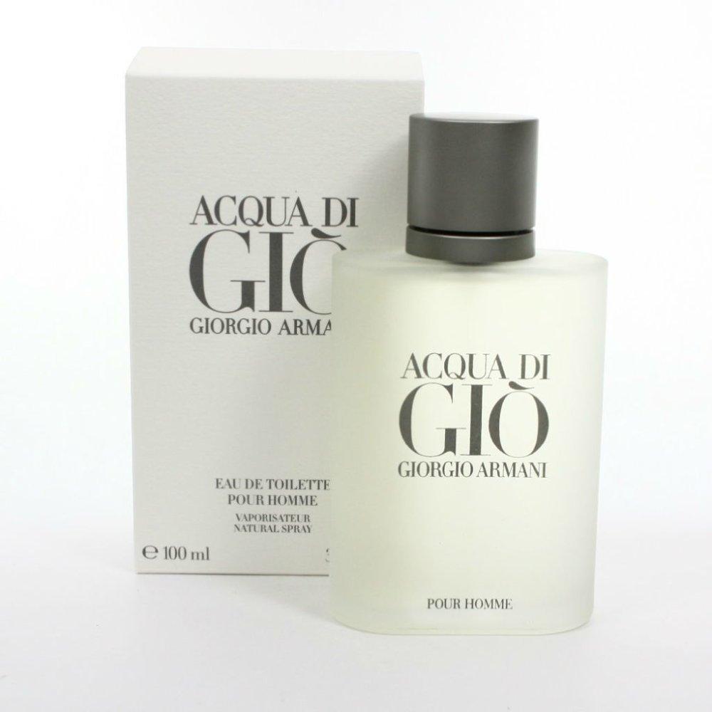 giorgio armani acqua di gio eau de toilette for men100ml lazada ph