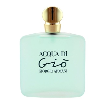 Giorgio Armani Acqua Di Gio Eau De Toilette for Women 100ml