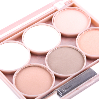 GlamSkin Naked3 Color Blush - 3