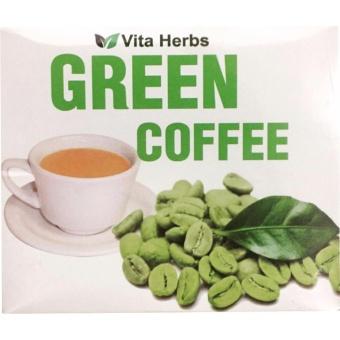 Gluta Lipo Whitening and Slimming Juice (20g 10 Sachets) SET of 4with FREE 1 Sachet Vita Herbs Green Coffee - 2