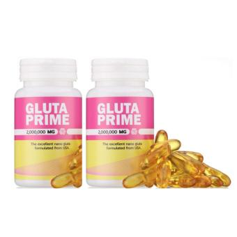 Gluta Prime 2000000mg Bottle of 30 (Set of 2)