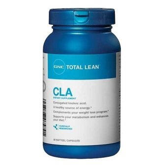 GNC Total Lean CLA 90 Softgels