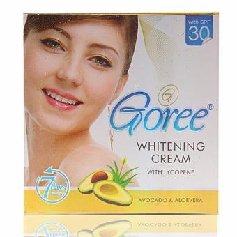 GOREE WHITENING & DAY & NIGHT BEAUTY CREAM