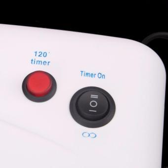 GS Professional Nail Dryer 36 Watt Gel Curing UV Lamp 818 - 4