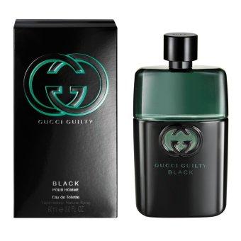 Gucci Guilty Black Pour Homme Gucci Eau De Toilette For men 90ml - picture 2