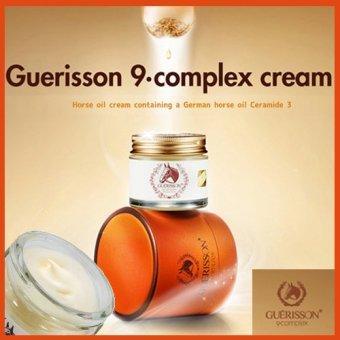 GUERISSON 9 COMPLEX CREAM Horse oil Creams Moisture Creams ?? CREAM- intl