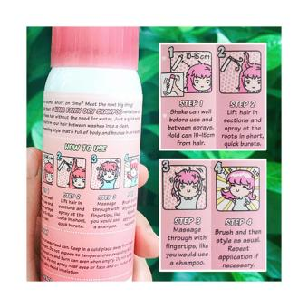 Hair Fairy Dry Shampoo, 100ml - 2