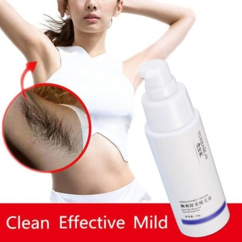 Hair Removal Cream For Women Fast Permanent Hands Legs Armpits Remove Hair - intl - 4