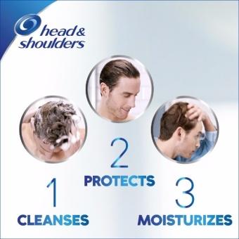 Head & Shoulders Cool Blast Shampoo for Men 165ml - 2