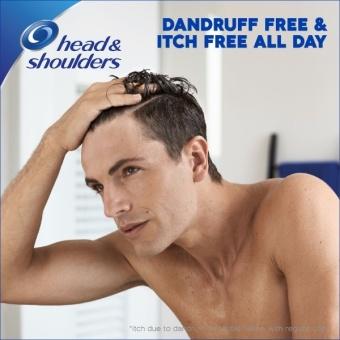 Head & Shoulders Cool Blast Shampoo for Men 165ml - 3