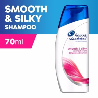 Head & Shoulders Smooth & Silky Shampoo 70ml