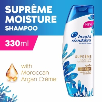Head & Shoulders Supreme Moisture Shampoo 330ml
