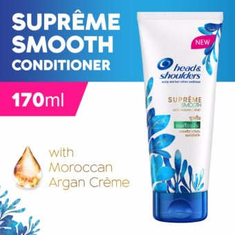 Head & Shoulders Supreme Smooth Conditioner 170ml