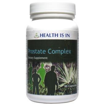 Health Is In Prostate Complex, Bottle of 90