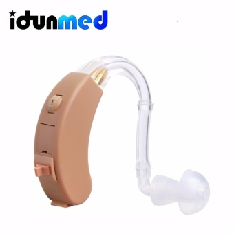 Hearing Aid idunmed Audiphone RS13A Deaf-Aid The Ear Sound AmplifWith Mini Battery Operated Easy Adjustable - 3