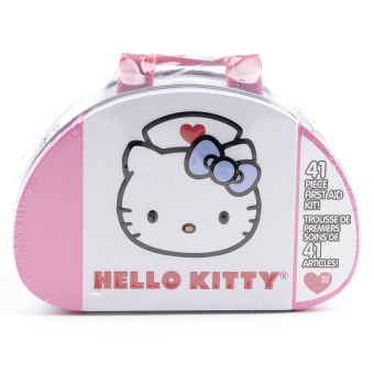 Hello Kitty 41 pc First Aid Kit
