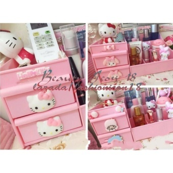 Hello Kitty Cosmetic Makeup Jewelry Organizer Storage Price Philippines