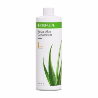 Herbalife Aloe Concentrate Mango 473ml Price Philippines
