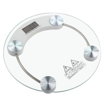 Home-use Transparent Personal Scale