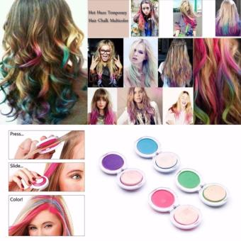 Hot Huez Washable Temporary Hair Chalk