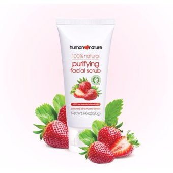 Human Heart Nature Purifying Face Scrub