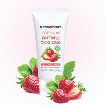 Human Heart Nature Purifying Facial Scrub
