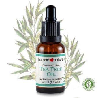Human Nature Tea Tree Oil Review