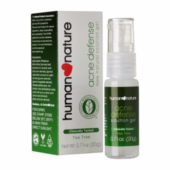 Human Nature Acne Defense Gel 20g Price Philippines