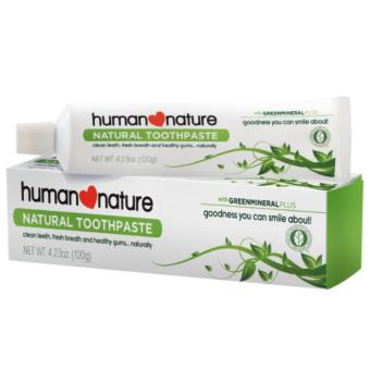 Human Nature Natural Toothpaste 120g