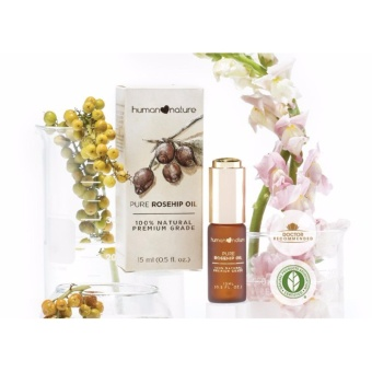 Human Nature Pure Rosehip Oil 15ml