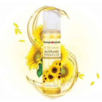 Human Nature Sunflower Oil 100ml Price Philippines