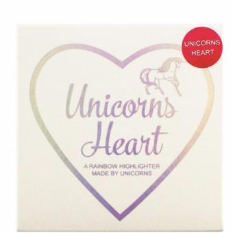 I Heart Makeup Unicorns Heart Rainbow Highlighter - 2