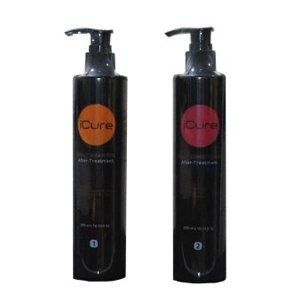 iCure Shampoo and Conditioner 300ml Price Philippines