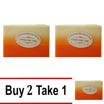 Dr. Alvin Buy 2 Take 1 Glutha Kojic Soap Price Philippines